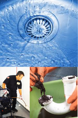 Houston Drain Cleaning.