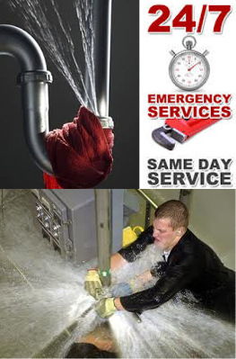 Emergency Plumbing Services in Houston.